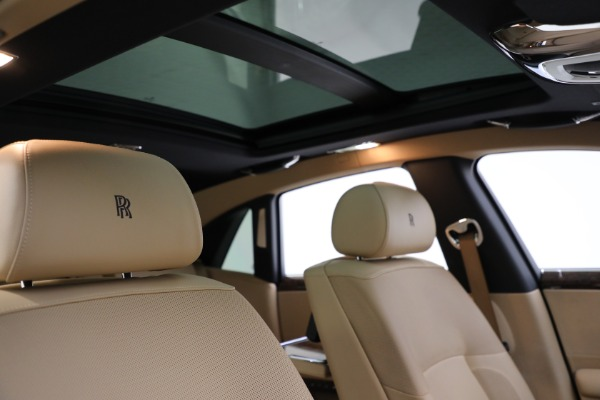 Used 2011 Rolls-Royce Ghost for sale Call for price at Maserati of Greenwich in Greenwich CT 06830 22