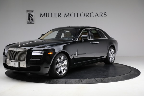 Used 2011 Rolls-Royce Ghost for sale Call for price at Maserati of Greenwich in Greenwich CT 06830 3