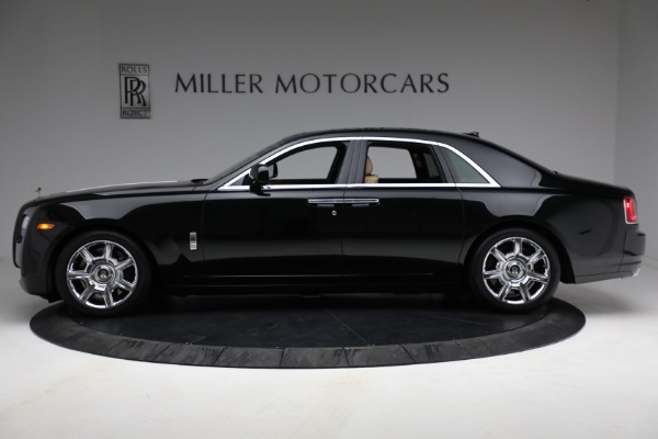 Used 2011 Rolls-Royce Ghost for sale Call for price at Maserati of Greenwich in Greenwich CT 06830 4