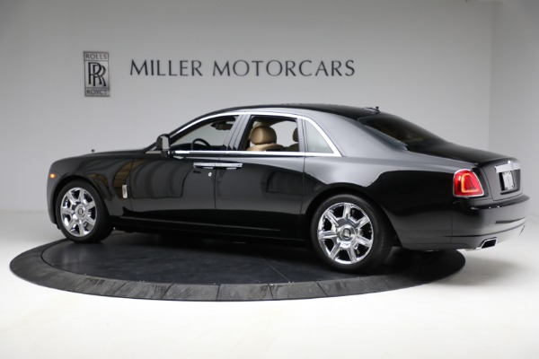 Used 2011 Rolls-Royce Ghost for sale Call for price at Maserati of Greenwich in Greenwich CT 06830 5