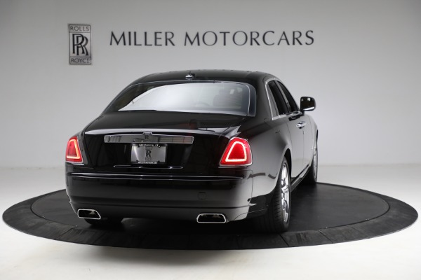 Used 2011 Rolls-Royce Ghost for sale Call for price at Maserati of Greenwich in Greenwich CT 06830 7