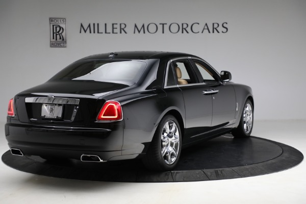 Used 2011 Rolls-Royce Ghost for sale Call for price at Maserati of Greenwich in Greenwich CT 06830 8