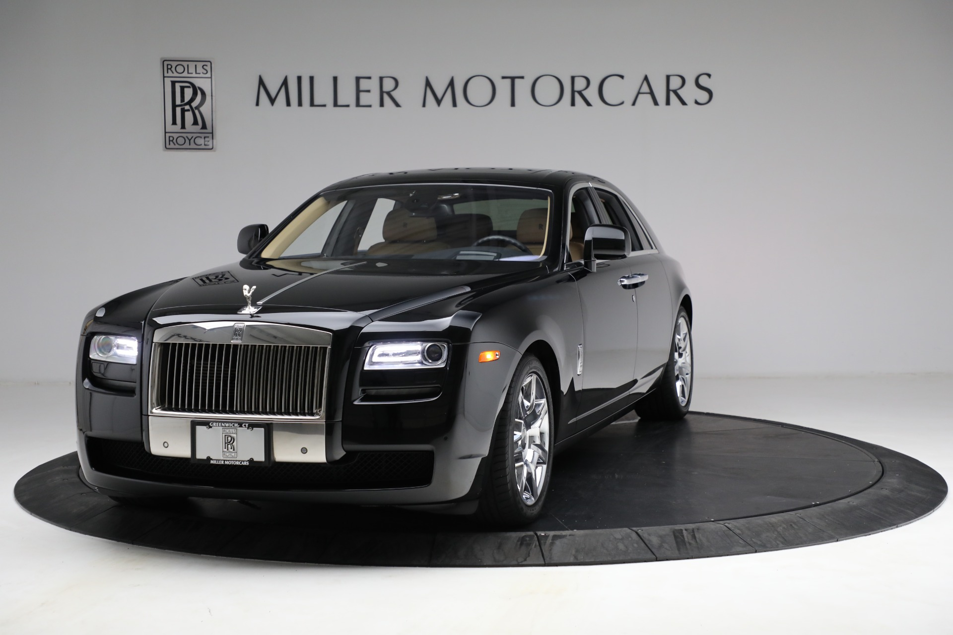 Used 2011 Rolls-Royce Ghost for sale Call for price at Maserati of Greenwich in Greenwich CT 06830 1