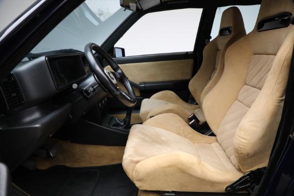 Used 1994 Lancia Delta Integrale Evo II for sale $95,900 at Maserati of Greenwich in Greenwich CT 06830 14
