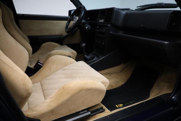 Used 1994 Lancia Delta Integrale Evo II for sale $95,900 at Maserati of Greenwich in Greenwich CT 06830 18