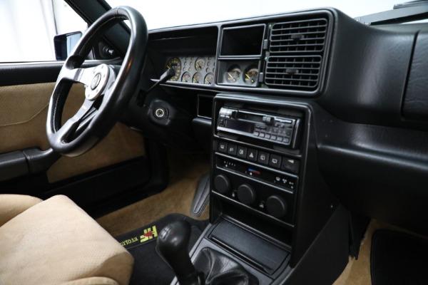 Used 1994 Lancia Delta Integrale Evo II for sale $95,900 at Maserati of Greenwich in Greenwich CT 06830 23