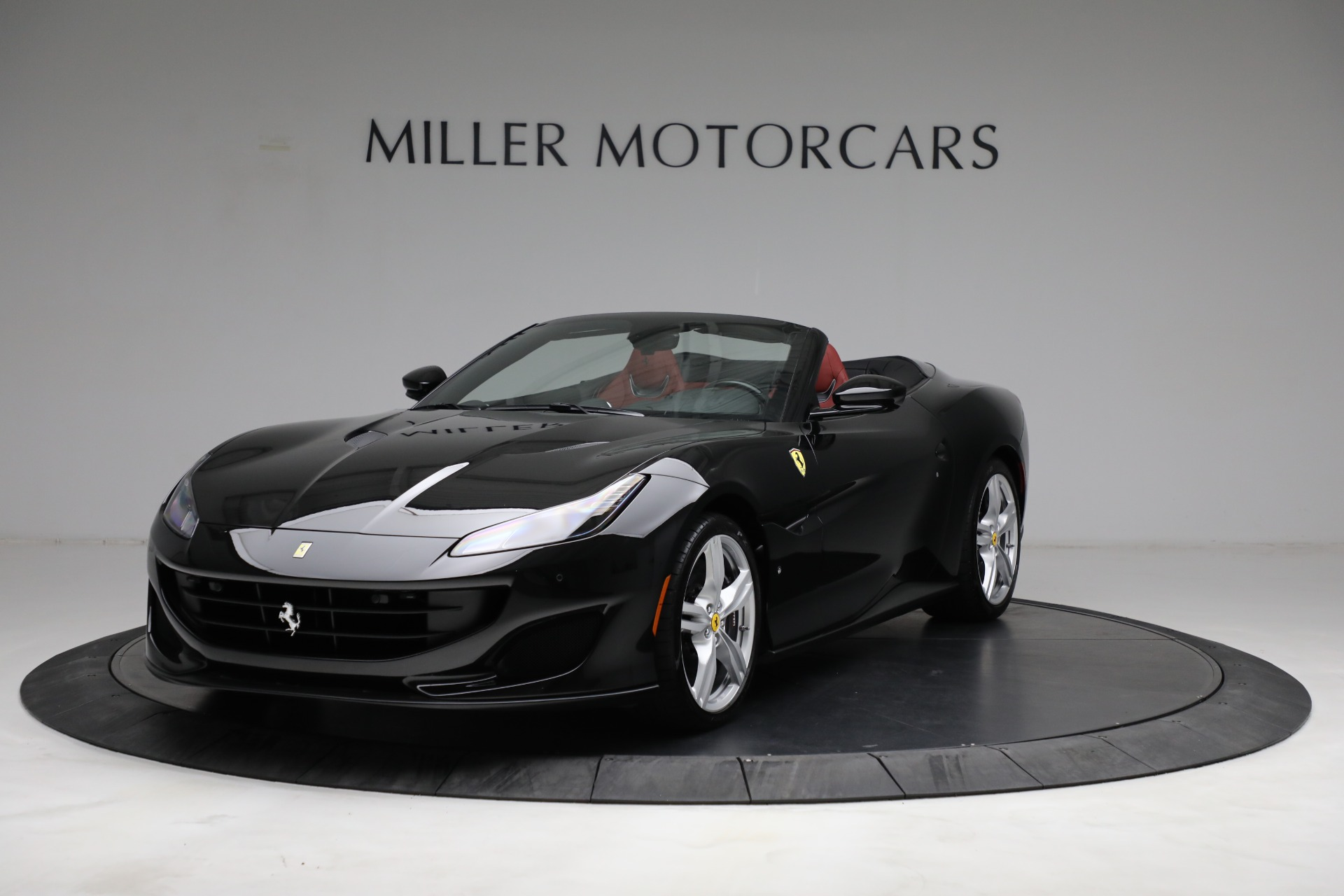 Used 2019 Ferrari Portofino for sale $249,900 at Maserati of Greenwich in Greenwich CT 06830 1