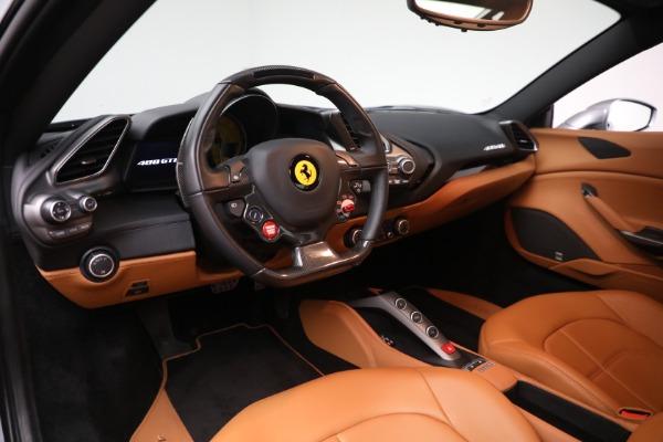 Used 2018 Ferrari 488 GTB for sale Sold at Maserati of Greenwich in Greenwich CT 06830 13