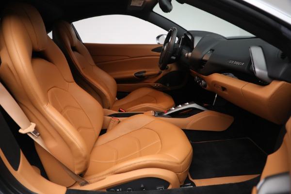 Used 2018 Ferrari 488 GTB for sale Sold at Maserati of Greenwich in Greenwich CT 06830 18