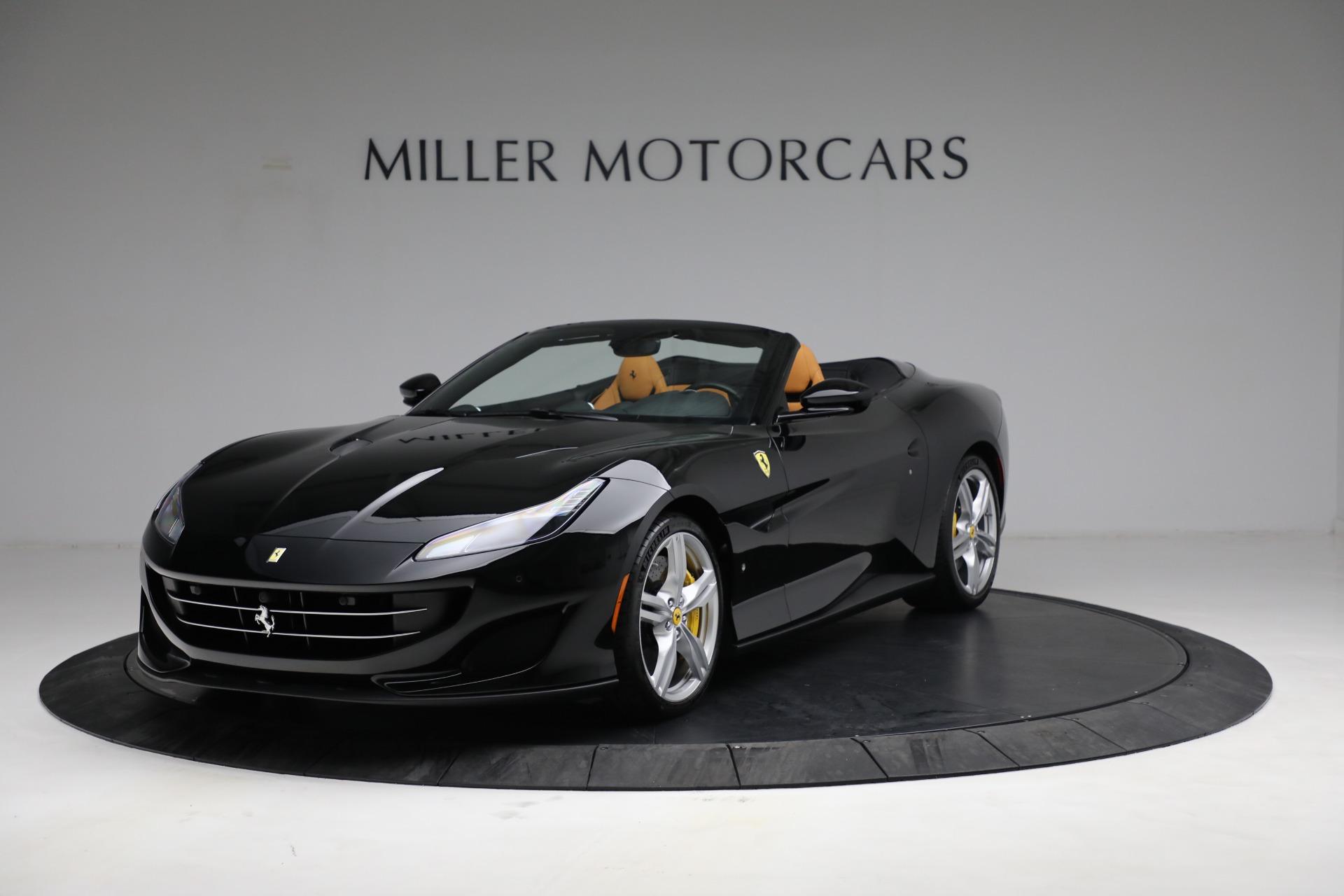 Used 2019 Ferrari Portofino for sale $231,900 at Maserati of Greenwich in Greenwich CT 06830 1
