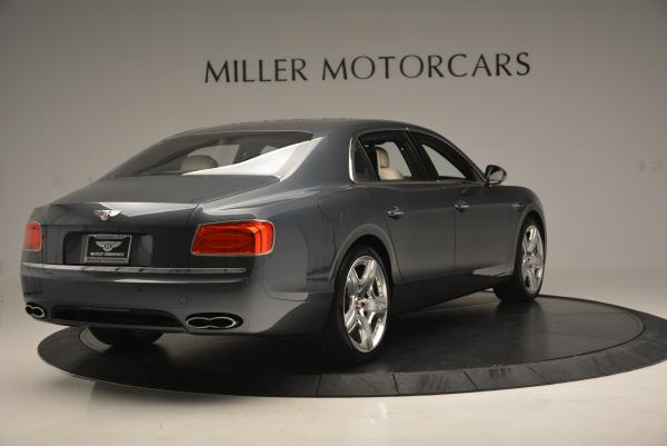 Used 2015 Bentley Flying Spur V8 for sale Sold at Maserati of Greenwich in Greenwich CT 06830 8