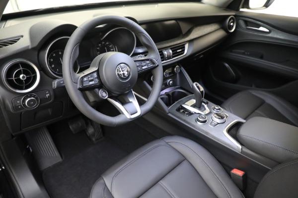 New 2021 Alfa Romeo Stelvio Q4 for sale Sold at Maserati of Greenwich in Greenwich CT 06830 14