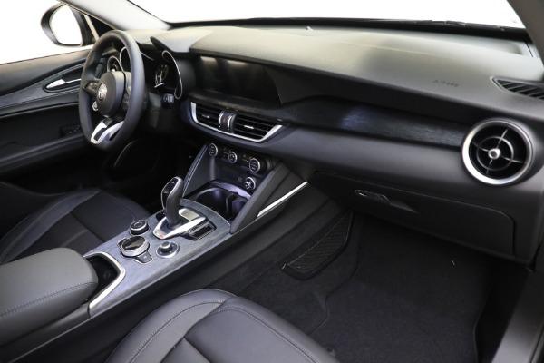 New 2021 Alfa Romeo Stelvio Q4 for sale Sold at Maserati of Greenwich in Greenwich CT 06830 17