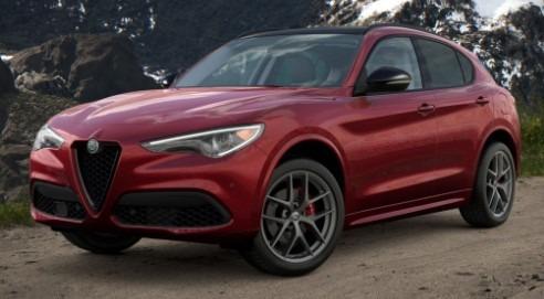 New 2021 Alfa Romeo Stelvio Ti Q4 for sale $52,045 at Maserati of Greenwich in Greenwich CT 06830 1