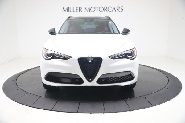 New 2021 Alfa Romeo Stelvio Ti Q4 for sale $53,740 at Maserati of Greenwich in Greenwich CT 06830 13
