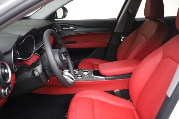 New 2021 Alfa Romeo Stelvio Ti Q4 for sale $53,740 at Maserati of Greenwich in Greenwich CT 06830 15