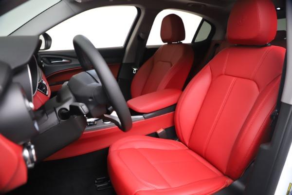 New 2021 Alfa Romeo Stelvio Ti Q4 for sale $53,740 at Maserati of Greenwich in Greenwich CT 06830 16