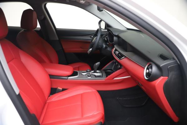 New 2021 Alfa Romeo Stelvio Ti Q4 for sale $53,740 at Maserati of Greenwich in Greenwich CT 06830 20
