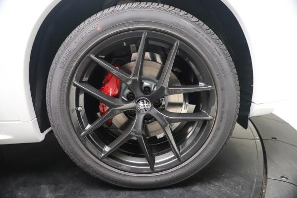 New 2021 Alfa Romeo Stelvio Ti Q4 for sale $53,740 at Maserati of Greenwich in Greenwich CT 06830 23