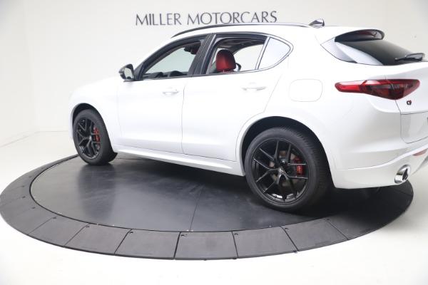 New 2021 Alfa Romeo Stelvio Ti Q4 for sale $53,740 at Maserati of Greenwich in Greenwich CT 06830 4