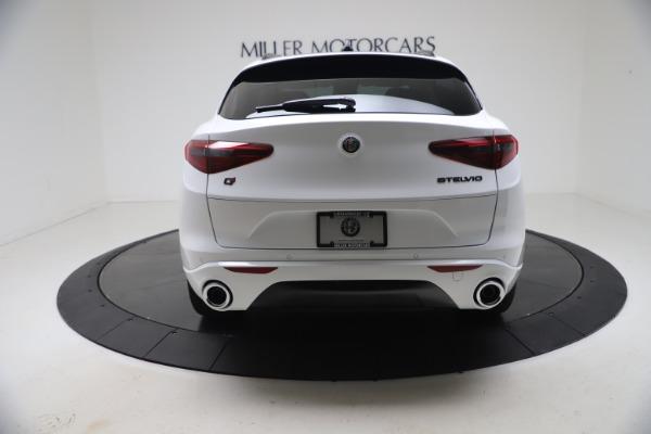 New 2021 Alfa Romeo Stelvio Ti Q4 for sale $53,740 at Maserati of Greenwich in Greenwich CT 06830 6