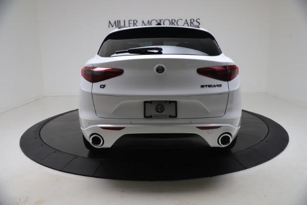 New 2021 Alfa Romeo Stelvio Ti Q4 for sale $53,740 at Maserati of Greenwich in Greenwich CT 06830 7