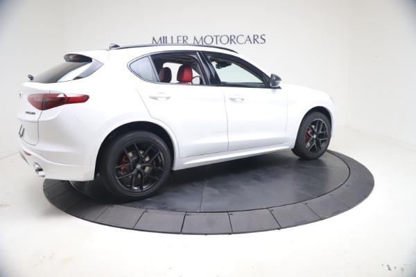 New 2021 Alfa Romeo Stelvio Ti Q4 for sale $53,740 at Maserati of Greenwich in Greenwich CT 06830 9