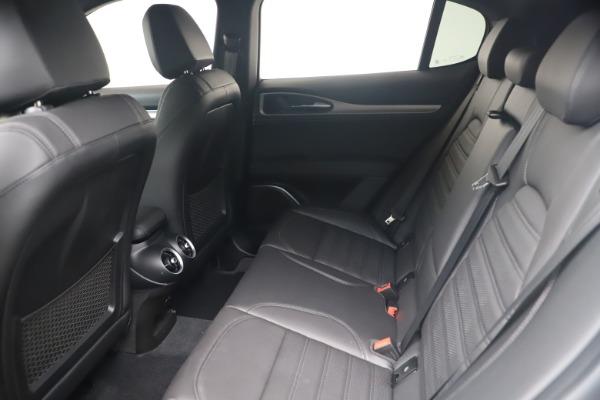 New 2021 Alfa Romeo Stelvio Ti Sport Q4 for sale Sold at Maserati of Greenwich in Greenwich CT 06830 17