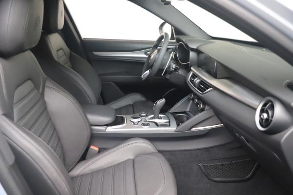 New 2021 Alfa Romeo Stelvio Ti Sport Q4 for sale Sold at Maserati of Greenwich in Greenwich CT 06830 19