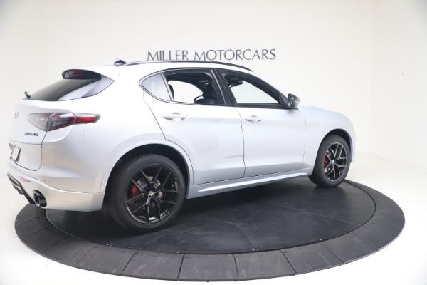 New 2021 Alfa Romeo Stelvio Ti Sport Q4 for sale Sold at Maserati of Greenwich in Greenwich CT 06830 8