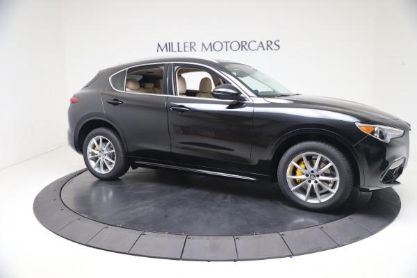 New 2021 Alfa Romeo Stelvio Ti Q4 for sale $54,755 at Maserati of Greenwich in Greenwich CT 06830 10