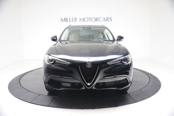 New 2021 Alfa Romeo Stelvio Ti Q4 for sale $54,755 at Maserati of Greenwich in Greenwich CT 06830 12
