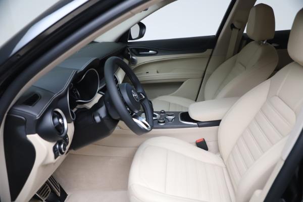 New 2021 Alfa Romeo Stelvio Ti Q4 for sale $54,755 at Maserati of Greenwich in Greenwich CT 06830 16