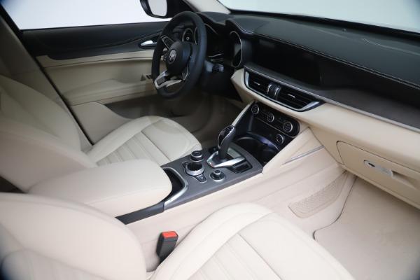 New 2021 Alfa Romeo Stelvio Ti Q4 for sale $54,755 at Maserati of Greenwich in Greenwich CT 06830 19