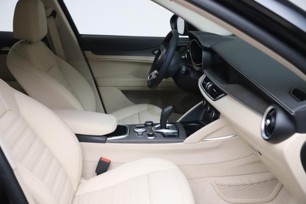 New 2021 Alfa Romeo Stelvio Ti Q4 for sale $54,755 at Maserati of Greenwich in Greenwich CT 06830 20