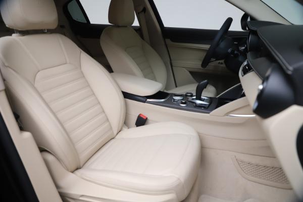 New 2021 Alfa Romeo Stelvio Ti Q4 for sale $54,755 at Maserati of Greenwich in Greenwich CT 06830 21