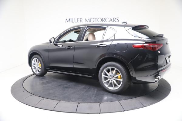 New 2021 Alfa Romeo Stelvio Ti Q4 for sale $54,755 at Maserati of Greenwich in Greenwich CT 06830 4