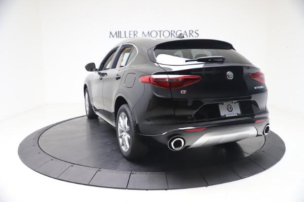 New 2021 Alfa Romeo Stelvio Ti Q4 for sale $54,755 at Maserati of Greenwich in Greenwich CT 06830 5