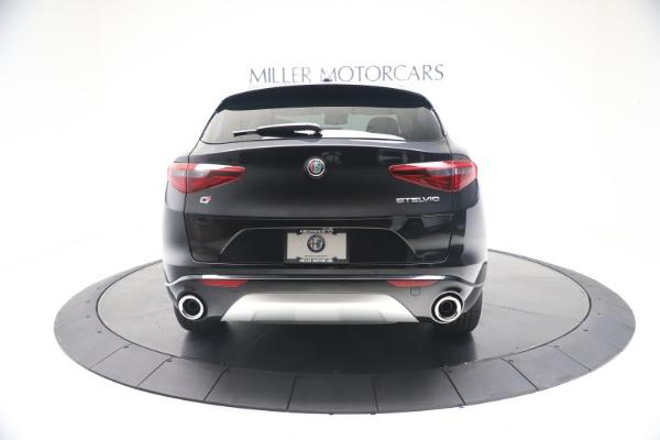 New 2021 Alfa Romeo Stelvio Ti Q4 for sale $54,755 at Maserati of Greenwich in Greenwich CT 06830 6