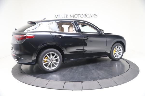 New 2021 Alfa Romeo Stelvio Ti Q4 for sale $54,755 at Maserati of Greenwich in Greenwich CT 06830 8