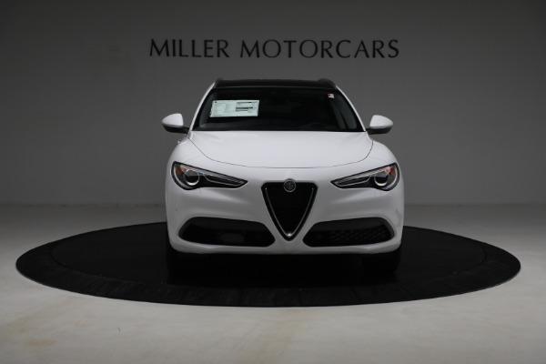 New 2021 Alfa Romeo Stelvio Ti Q4 for sale $54,840 at Maserati of Greenwich in Greenwich CT 06830 12