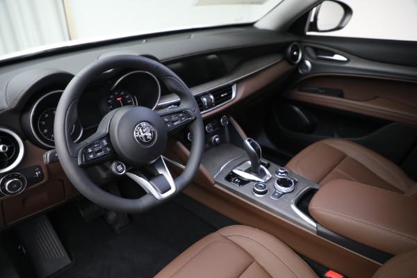 New 2021 Alfa Romeo Stelvio Ti Q4 for sale $54,840 at Maserati of Greenwich in Greenwich CT 06830 13
