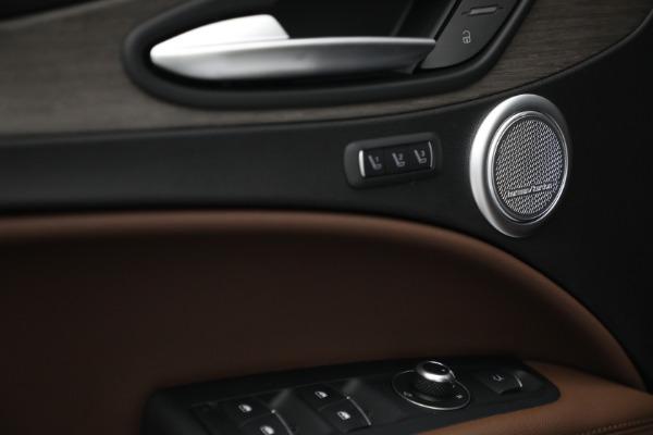 New 2021 Alfa Romeo Stelvio Ti Q4 for sale $54,840 at Maserati of Greenwich in Greenwich CT 06830 20
