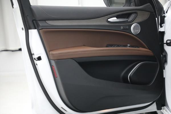 New 2021 Alfa Romeo Stelvio Ti Q4 for sale $54,840 at Maserati of Greenwich in Greenwich CT 06830 21