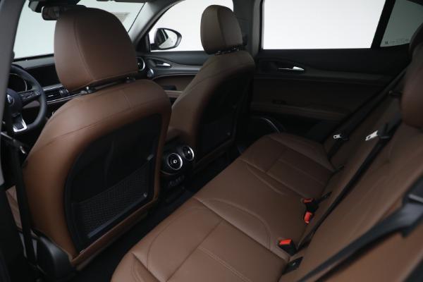 New 2021 Alfa Romeo Stelvio Ti Q4 for sale $54,840 at Maserati of Greenwich in Greenwich CT 06830 22