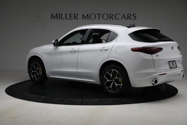 New 2021 Alfa Romeo Stelvio Ti Q4 for sale $54,840 at Maserati of Greenwich in Greenwich CT 06830 4