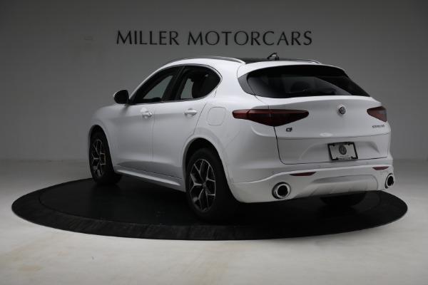 New 2021 Alfa Romeo Stelvio Ti Q4 for sale $54,840 at Maserati of Greenwich in Greenwich CT 06830 5