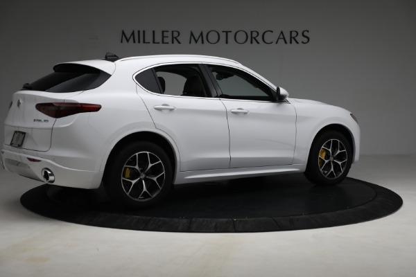 New 2021 Alfa Romeo Stelvio Ti Q4 for sale $54,840 at Maserati of Greenwich in Greenwich CT 06830 8