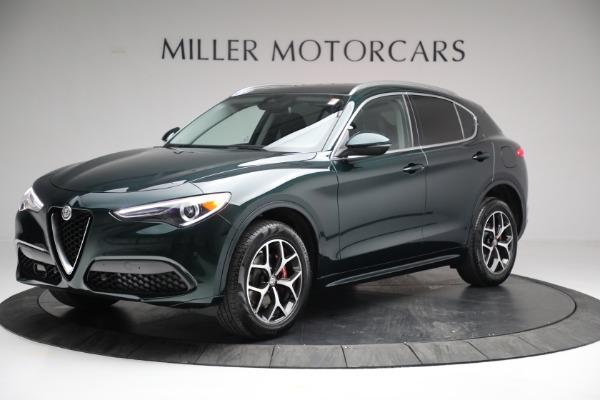 New 2021 Alfa Romeo Stelvio Ti Q4 for sale Sold at Maserati of Greenwich in Greenwich CT 06830 2