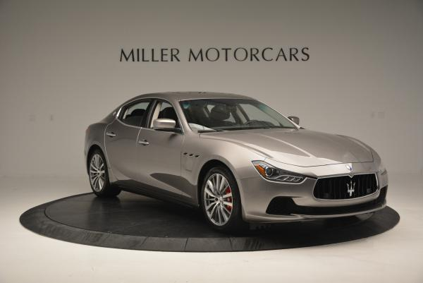 New 2016 Maserati Ghibli S Q4 for sale Sold at Maserati of Greenwich in Greenwich CT 06830 11